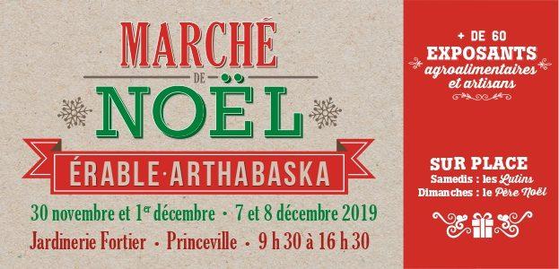 Marché de Noël Érable – Arthabaska : virage vert - Mon Victo